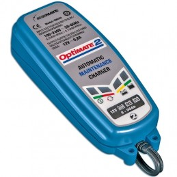 OPTIMATE--(2)--CHARGEUR-TEST. TM-420